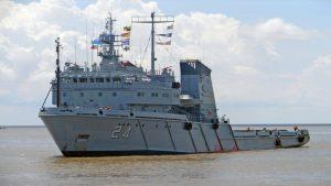 """A dos meses de la desaparición del ARA San Juan, la Armada afirmó que mantiene """"un esfuerzo ininterrumpido"""" en su búsqueda"""