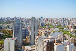 Valor inmobiliario: 2.995 dólares por metro cuadrado en la CABA