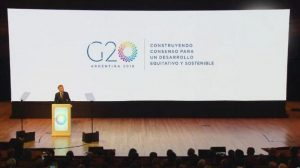 El  Inception Workshop dará inicio al trabajo del grupo de afinidad del G20 integrado por think tanks