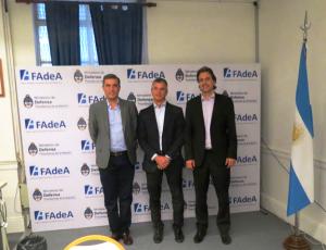 Asumió el nuevo directorio de FAdeA con el desafío de buscar nuevos negocios fuera de la órbita del Estado