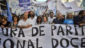 """Por el decreto, califican de """"ataque"""" de Macri a la educación pública"""