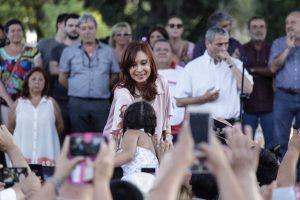 """""""No vayamos más para atrás. Vayamos para adelante"""", pidió CFK"""