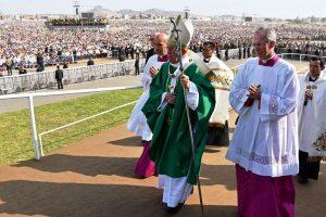 Para el Papa Francisco, la política «está enferma» en Latinoamérica