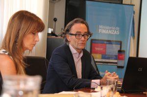 Giordano atribuyó el aumento de la deuda al plan de obras y a las demoras en los envíos de Nación