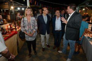 A cargo del Ejecutivo, González entregó aportes por más de $800 mil al Festival Nacional del Malambo