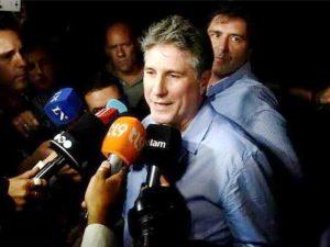 """Para Boudou, CFK y su familia """"están sufriendo un embate monstruoso"""""""