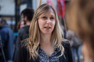 """""""Etchecolatz pasea su impunidad y el Estado lo protege"""", denunció Myriam Bregman"""