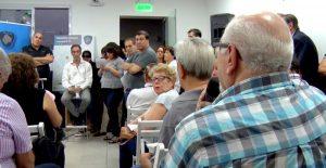 «Comisarías Cercanas» tuvo su primera convocatoria del año
