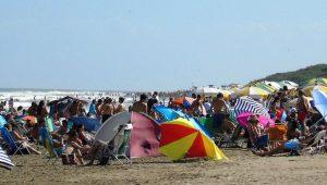 Durante el feriado de Año Nuevo más de un millón de turistas se movilizaron en todo el país