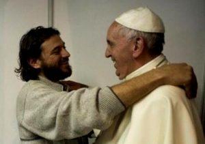 Dirigentes sociales preparan una caravana para ir a verlo al Papa en Chile