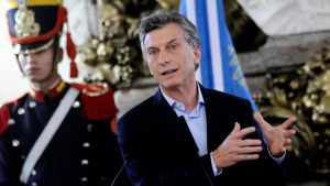 """Macri anuncia un """"ajuste en las estructuras del Estado"""""""