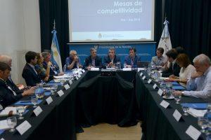 Nuevas mesas de competitividad para el arroz y las peras y manzanas