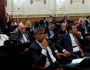 Juecista impulsa un proyecto de ley de acefalía con tonada cordobesa