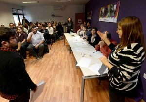 Crece #SemilleroBA: nuevos espacios de trabajo
