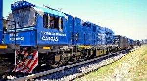 Planean extender ramal del Belgrano Cargas para beneficiar a productores cordobeses