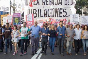 """Del Caño: """"Hoy marchamos contra la política represiva del Gobierno nacional"""""""