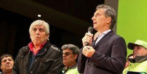 """""""No es por Moyano, es por Macri"""", afirmó Alberto Fernández acerca de la #Marcha21F"""