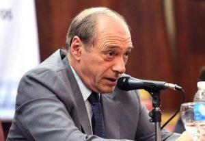 """""""Si se van antes, podemos resolver el problema"""", insistió Zaffaroni respecto del Gobierno"""