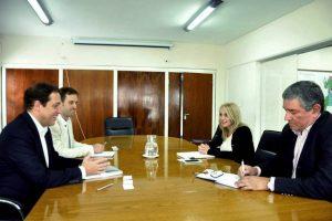 Techint mostró interés en prestar servicios a proyectos mineros de Salta