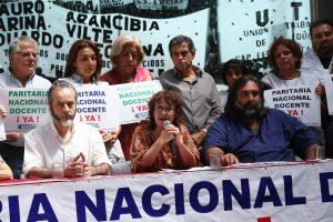 Ctera reclamó un llamado a la paritaria nacional docente para evitar un paro