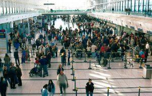 Creció 7,4% la llegada de turistas extranjeros en 2017