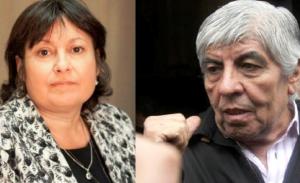 Ocaña: «Si me pasa algo, el responsable es Hugo Moyano»