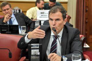 Parlamentario mestrista le salió al cruce al gobernador por la solidez de las finanzas de la Provincia