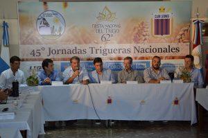 En 2019, Córdoba tendrá un Congreso Internacional de Trigo