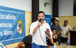 """Menéndez vaticinó que 2019 llegará """"con un justicialismo unido"""""""