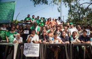 ATE nacional ratificó el paro y movilización del 15 en rechazo a los despidos