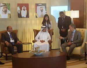Córdoba intensifica el vínculo comercial con Dubái