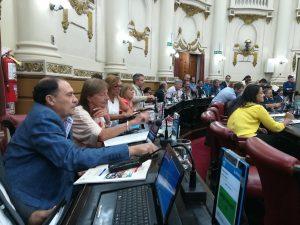 Parlamentarios demandan diálogo ante el inminente desalojo del predio Parque Esperanza