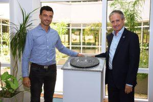 ARSAT obtuvo certificación internacional por su edificio sustentable