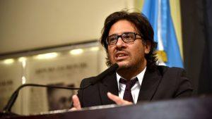 """""""Zaffaroni debería dejar la CIDH y dedicarse a la política partidaria"""", afirmó Garavano"""