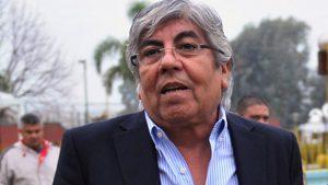 """Hugo Moyano denunciará ante la OIT """"persecuciones"""" del Estado"""