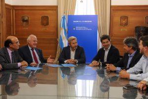 Acuerdo por comité de la cuenca hídrica del Arroyo Vila-Cululú