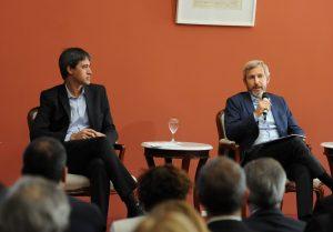 Frigerio: «Queremos generar más transparencia en los partidos y las campañas electorales»