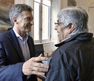 """""""Le diría que se deje de joder con todo esto"""", resaltó Moyano en un mensaje dirigido a Macri"""