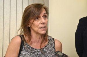 """Solicitan el Jury a la Fiscal Palacios por """"mal desempeño"""" en la causa Abril Sosa"""