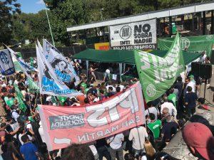 Los trabajadores renuevan su rechazo a los 258 despidos sin causa en el INTI
