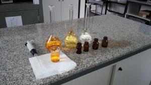 Investigadores diseñan un material para remediar aguas contaminadas con luz solar