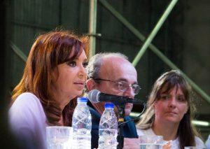 Ibarra es el nuevo abogado de CFK en la causa AMIA