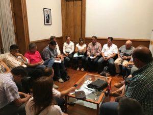 Los intendentes el PRO respaldaron a Macri en su decisión de vedar el ingreso a familiares de funcionarios