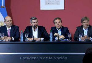 Alonso desestimó que el apoyo de Peña a Caputo impacte en la investigación