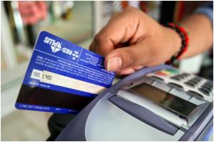 Fuerte avance en el inicio de 2018 del uso de tarjetas de débito