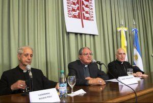 """Congreso: La Iglesia pidió un debate """"razonable y humano"""" sobre el aborto"""