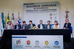 La Nación se comprometió a trabajar con el Foro Empresario