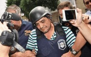Encontraron casi medio millones de dólares en la caja fuerte de Humberto Monteros