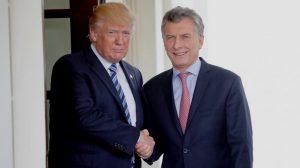 EE.UU eximió a la Argentina del arancel al acero y el aluminio