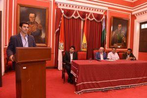 Urtubey firmó en Tarija un acuerdo de reciprocidad para garantizar prestaciones y acceso al derecho a la salud pública